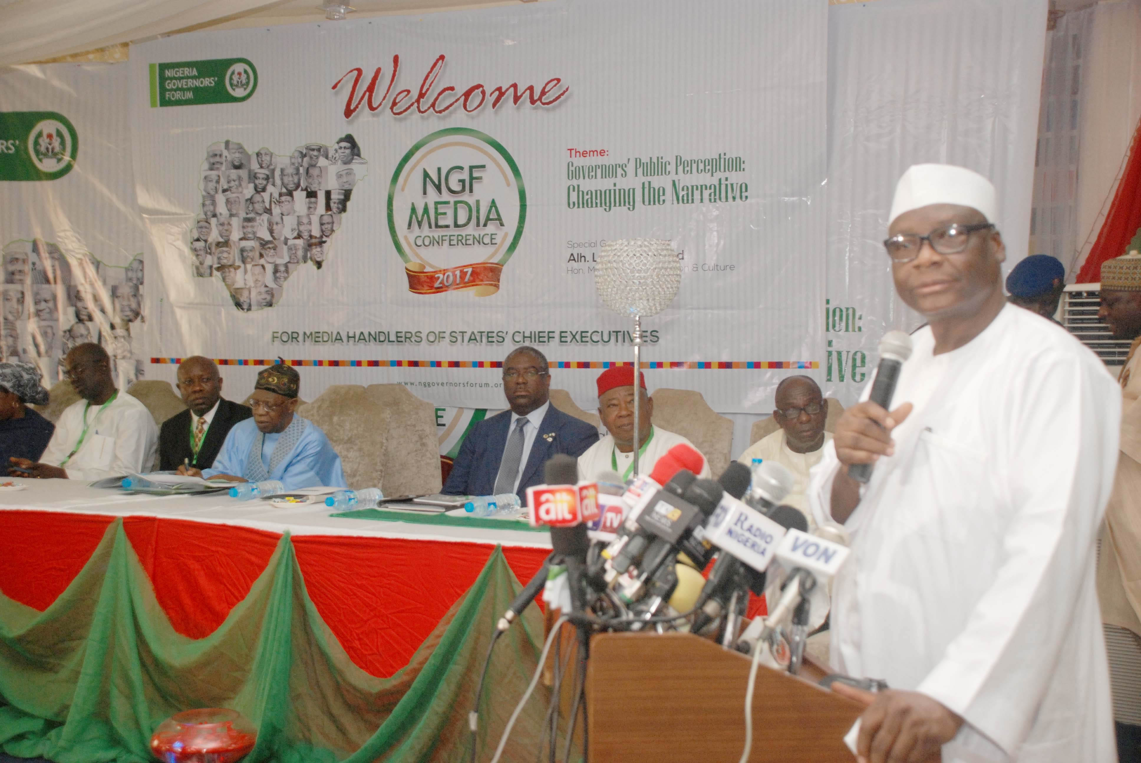 The NGF Media Conference 2017